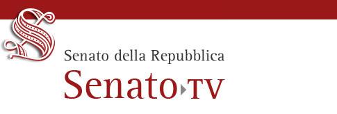 Senato webtv for Logo senato della repubblica